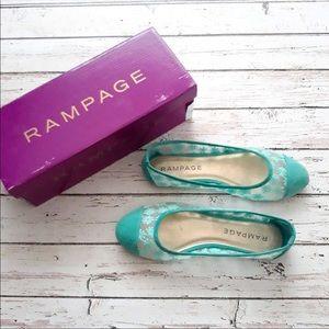 Rampage womens flats